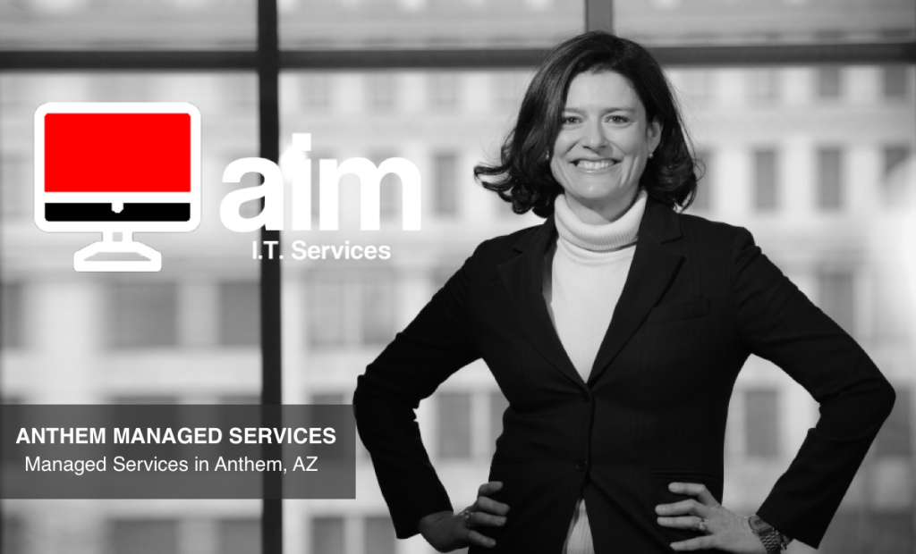 anthem managed services