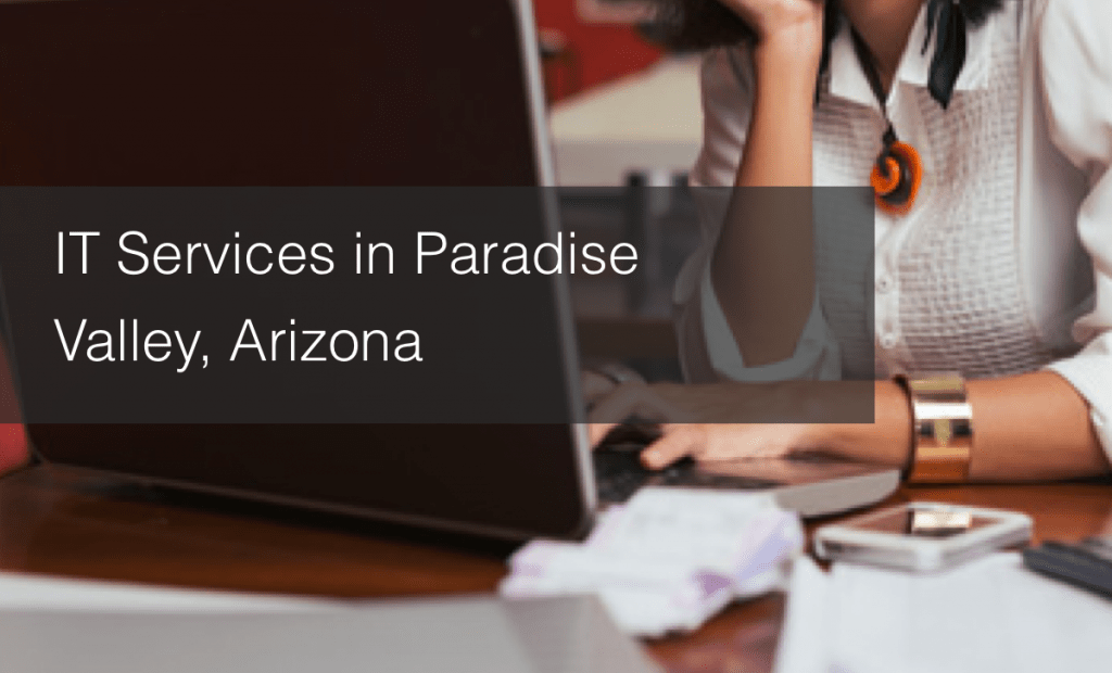 paradise valley it services