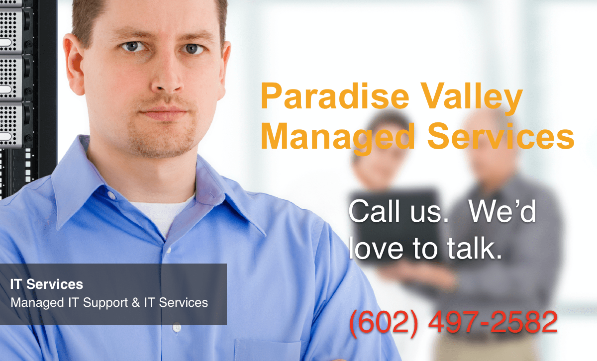 Paradise Valley Managed Services