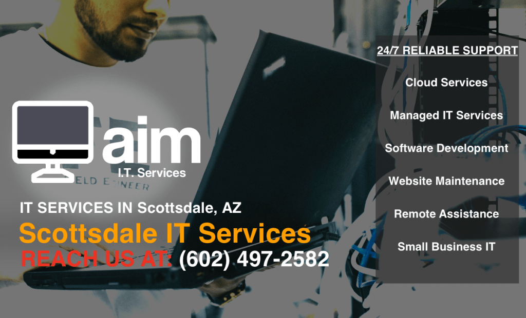 scottsdale it services