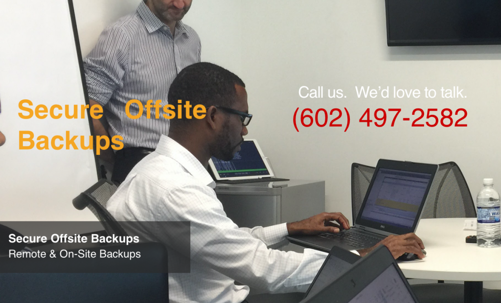 Secure Offsite Backups