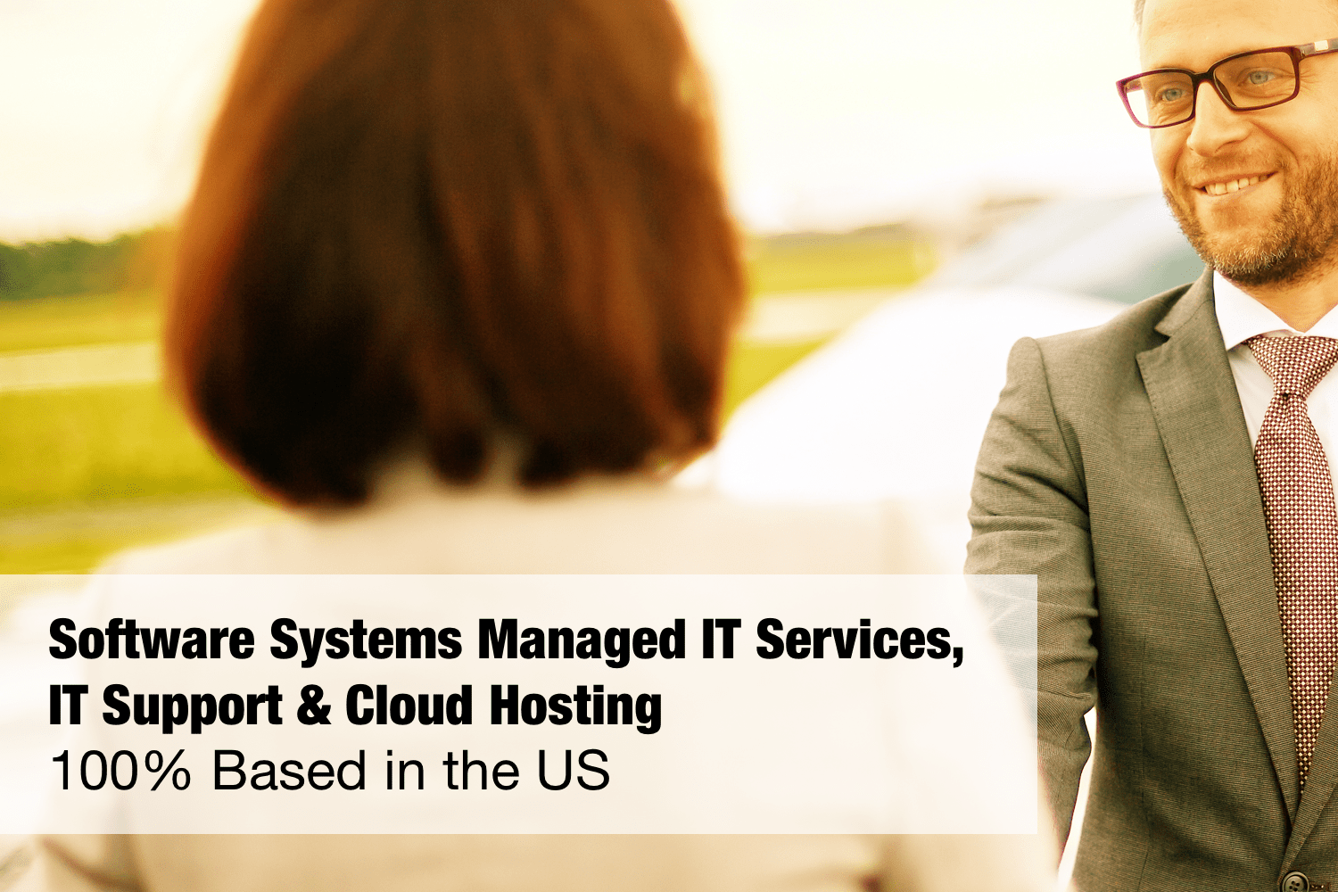 Software Systems Managed IT Services IT Support Cloud Hosting 100 Based in the US