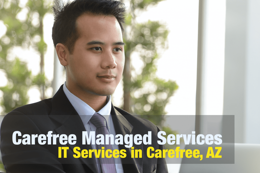 it services carefree az managed support